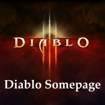 Diablo Somepage Updates for Patch 2.0