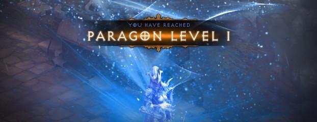 Paragon Levels