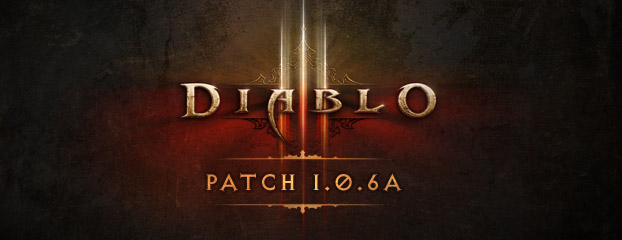 Diablo III Patch 1.0.6a