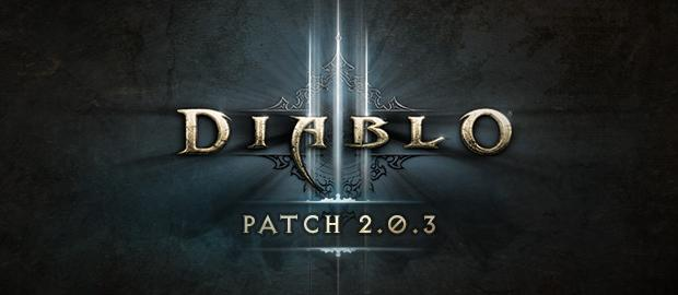 Diablo III Patch 2.0.3
