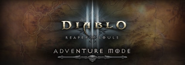 Adventure Mode in Diablo III: Reaper of Souls