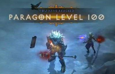 Paragon Level 100