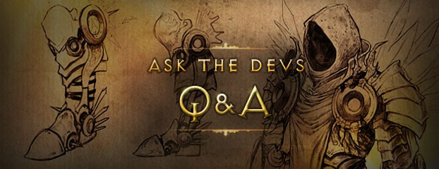 Ask the Devs Q&A