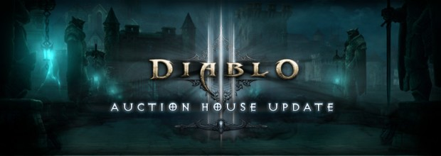 Reaper of Souls - Auction House Update