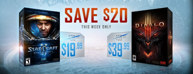 Blizzard Black Friday Sales