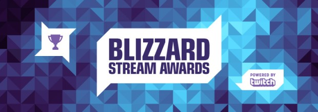 Blizzard Stream Awards 2013