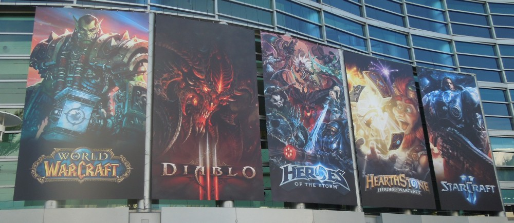 BlizzCon 2013 Limited Free Live Streams