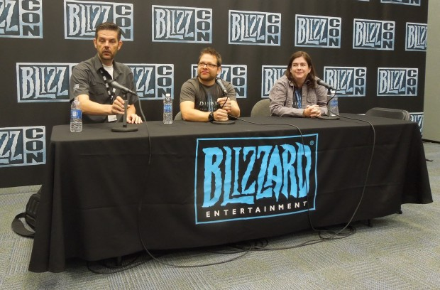 Developers Interviewed at BlizzCon 2013