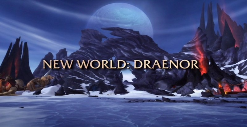 BlizzCon 2013 Opening - Draenor