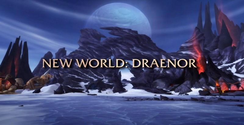 BlizzCon 2013 Opening - Draenor