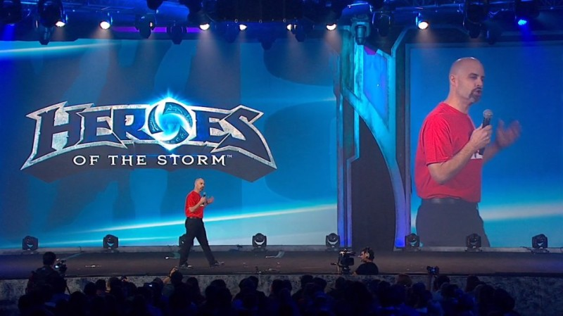 BlizzCon 2013 Opening - Dustin Browder