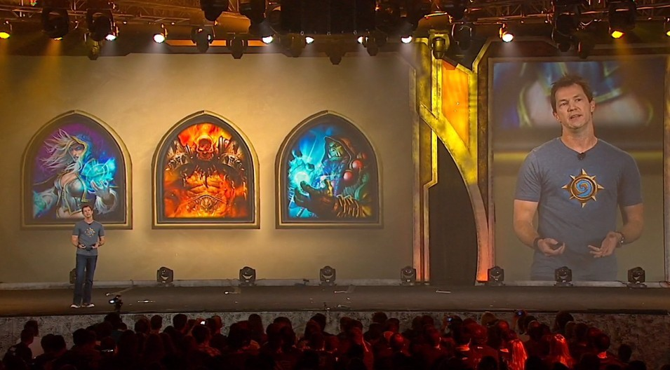 BlizzCon 2013 Opening - Golden Heroes