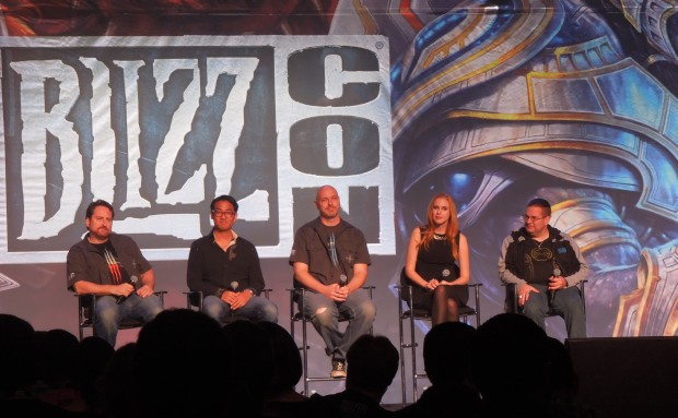 BlizzCon 2013 - Diablo III Lore and Story Panel