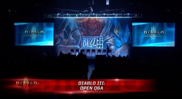 BlizzCon 2013 Diablo III Q and A Panel