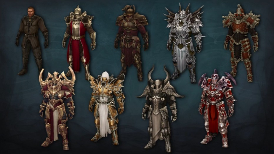 BlizzCon 2013 Panel - Crusader Gear