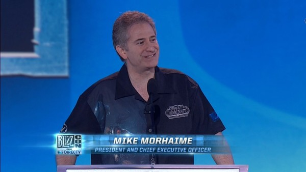 BlizzCon 2014 Opening Ceremony - Mike Morhaime