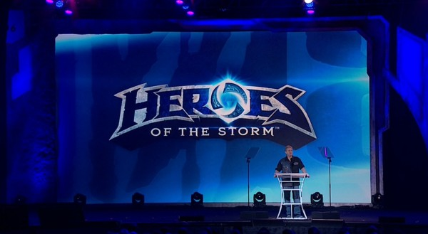BlizzCon 2014 Opening Ceremony - Heroes of the Storm