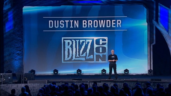 BlizzCon 2014 Opening Ceremony - Dustin Browder