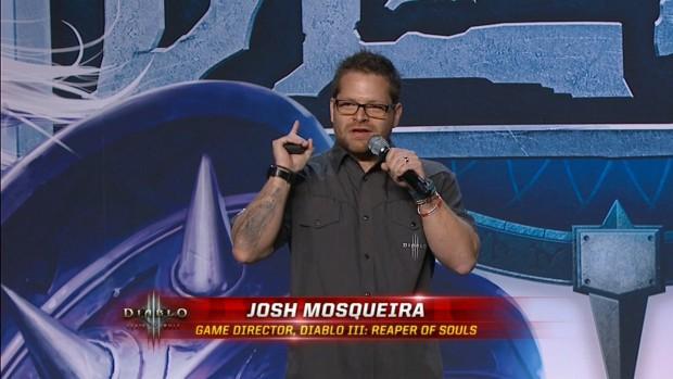 BlizzCon 2014 Diablo III - Evolution of Reaper of Souls - Josh Mosqueira