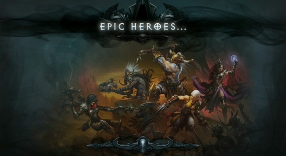 BlizzCon 2014 Diablo III - Evolution of Reaper of Souls - Epic Heroes