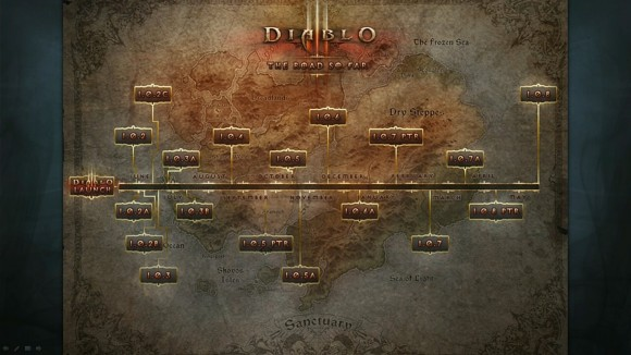 BlizzCon 2014 Diablo III - Evolution of Reaper of Souls - The Road So Far