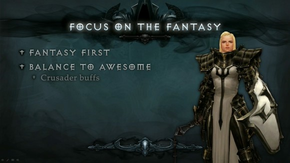 BlizzCon 2014 Diablo III - Evolution of Reaper of Souls - Focus on the Fantasy