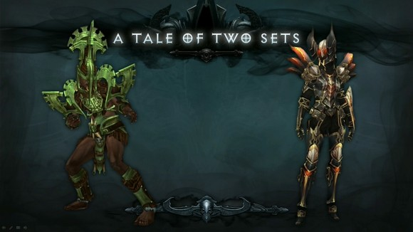 BlizzCon 2014 Diablo III - Evolution of Reaper of Souls - A Tale of Two Sets