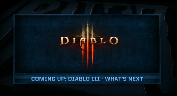 Diablo III - What's Next - BlizzCon 2014