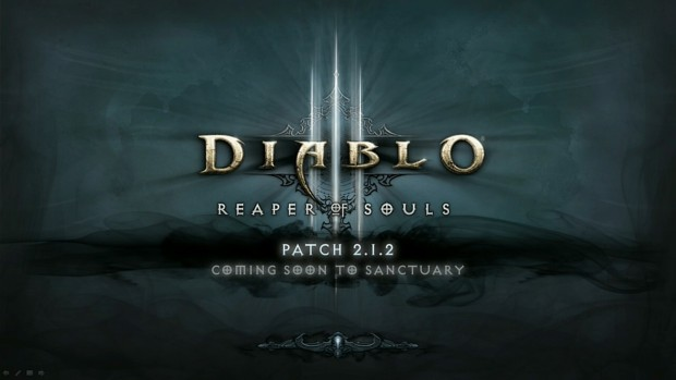 BlizzCon 2014 Diablo III - What's Next - Patch 2.1.2