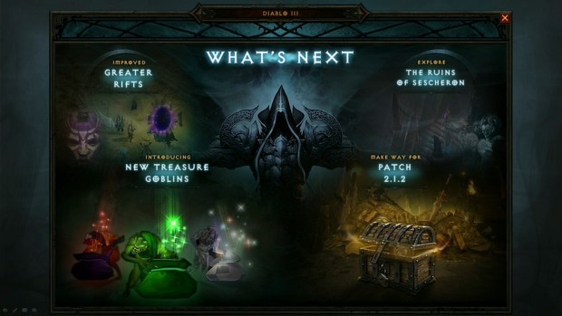 BlizzCon 2014 Diablo III - What's Next - Overview