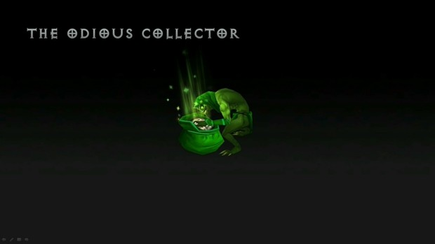 BlizzCon 2014 Diablo III - What's Next - The Odious Collector