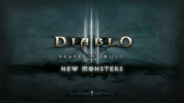 BlizzCon 2014 Diablo III - What's Next - New Monsters