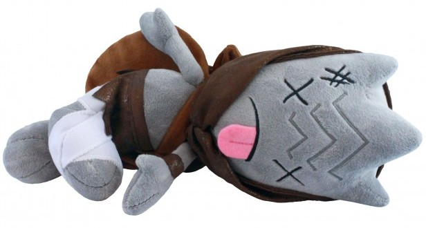 Dead Treasure Goblin Plush