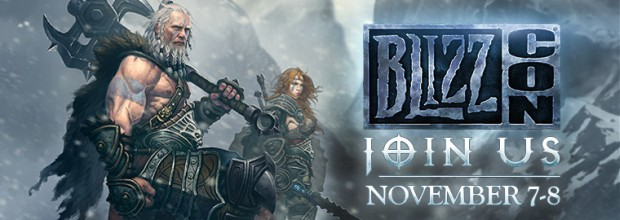 BlizzCon 2014 - November 7-8