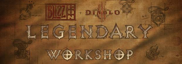 BlizzCon 2014 Legendary Workshop