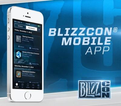 BlizzCon 2014 Mobile App