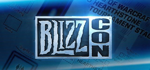 BlizzCon 2014 Schedule
