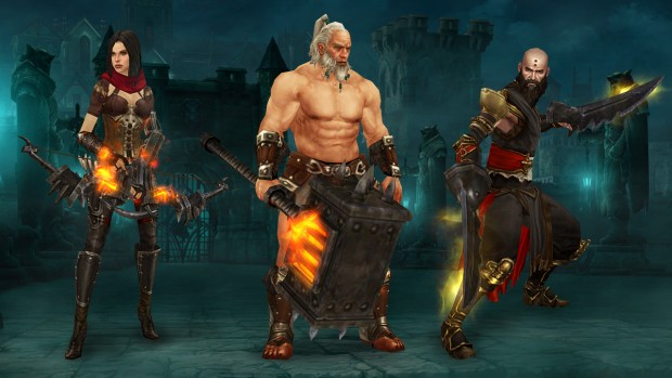 BlizzCon 2014 Diablo III Weapon Transmogrifications