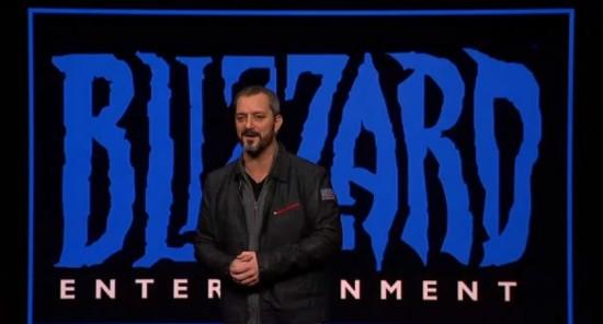 Chris Metzen at PS4 Diablo III Announcement
