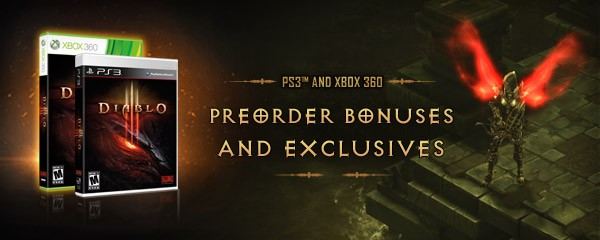 Console Preorder Bonuses and Exclusives