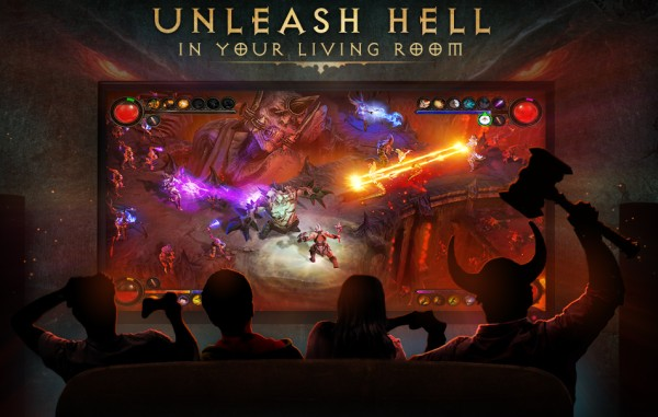 Diablo 3 Multiplayer on Console