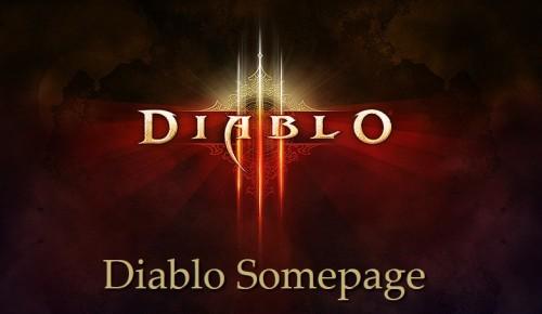 Diablo Somepage News