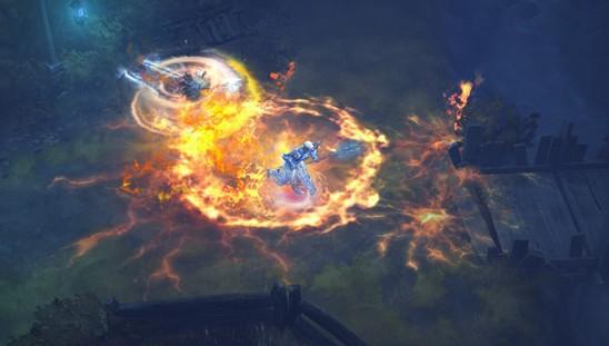 Brawling in Diablo III