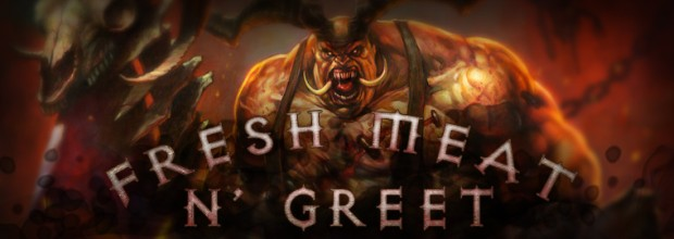 Diablo III: Fresh Meet N Greet