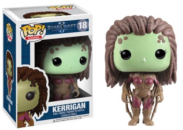 Kerrigan Funko Pop Figure