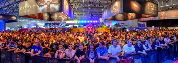 gamescom 2013 Crowd