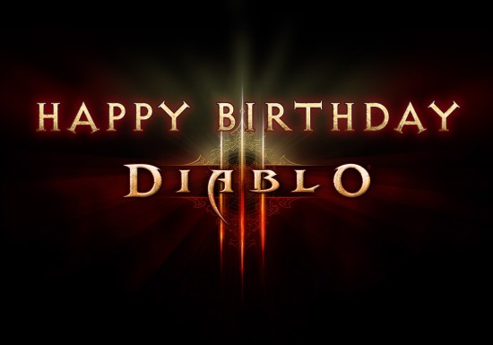 Happy Birthday Diablo III