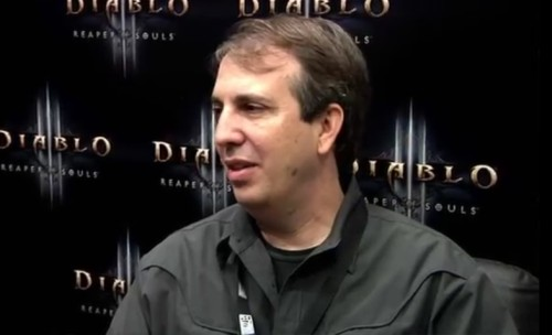 Diablo III Production Designer John Hight