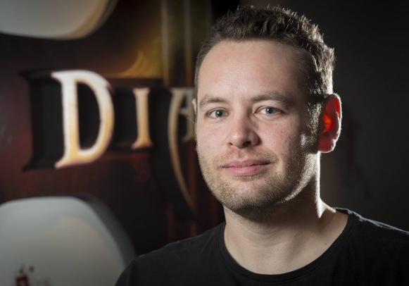 Diablo III Developer - Kevin Martens