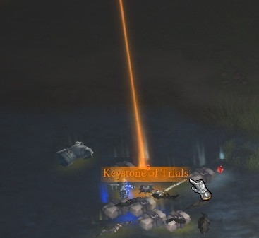 Diablo III: Keystone of Trials